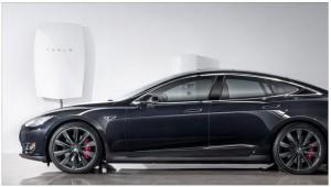 Tesla autó